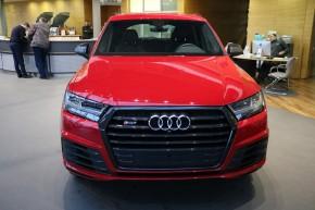 Audi SQ7  TDI  4.0 л  435 к.с.