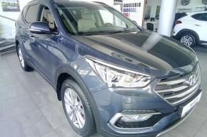 Hyundai Santa Fe CRDi VGT 2.2 (турбодизеель) TOP