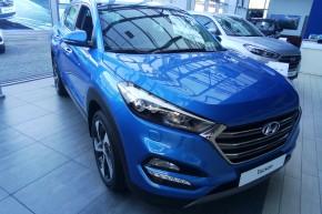 Hyundai Tucson 1.6 GDi Turbo (турбо-бензин) Top