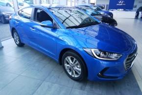 Hyundai Elantra 1.6 DOHC (бензин) Comfort