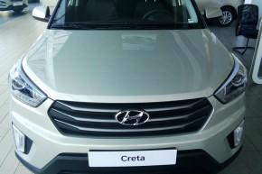 Hyundai Creta 1.6 DOHC (бензин) Active+