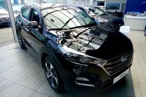 Hyundai Tucson 2,0 DOHC (Бензин) Top