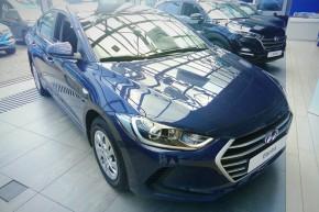 Hyundai Elantra 1,6 DOHC (Бензин) Classic
