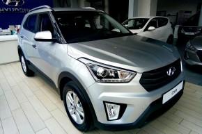Hyundai Creta 1.6 (бензин) Comfort+