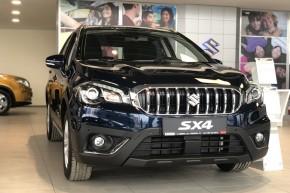 Новый Suzuki SX4 1.6 АT (117 л.с.) GLX 2019
