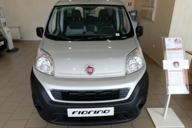 Fiat Fiorino Combi Elegant