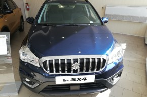 New SX4 1.6L 2WD GL 6AT