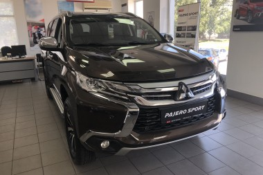Mitsubishi Pajero Sport 2.4 TD AT Ultimate