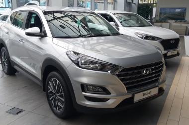 Hyundai Tucson F/L Elegance