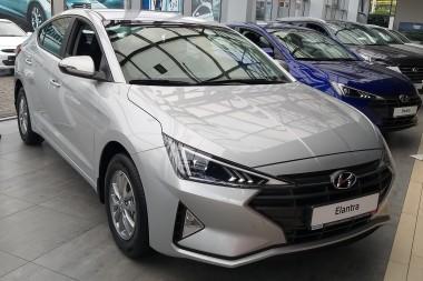 Hyundai Elantra FL