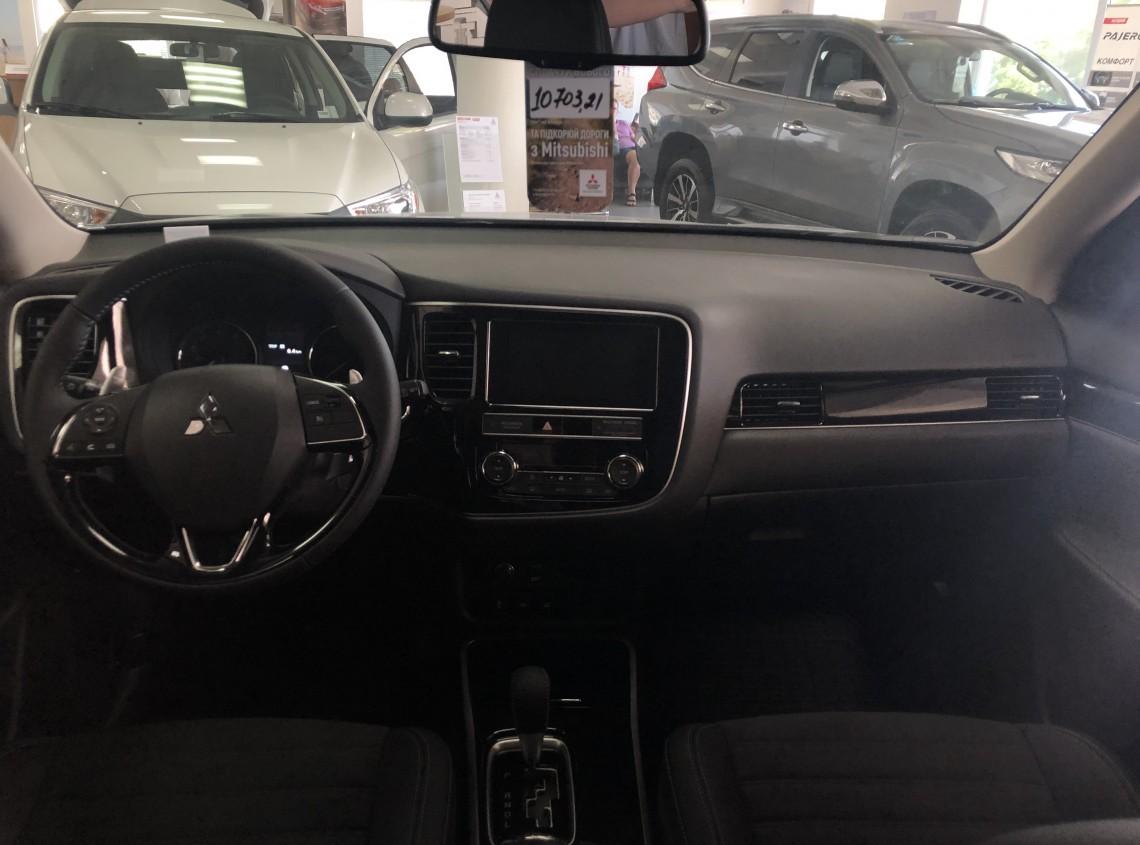 Mitsubishi Outlander 2.4 CVT Instyle