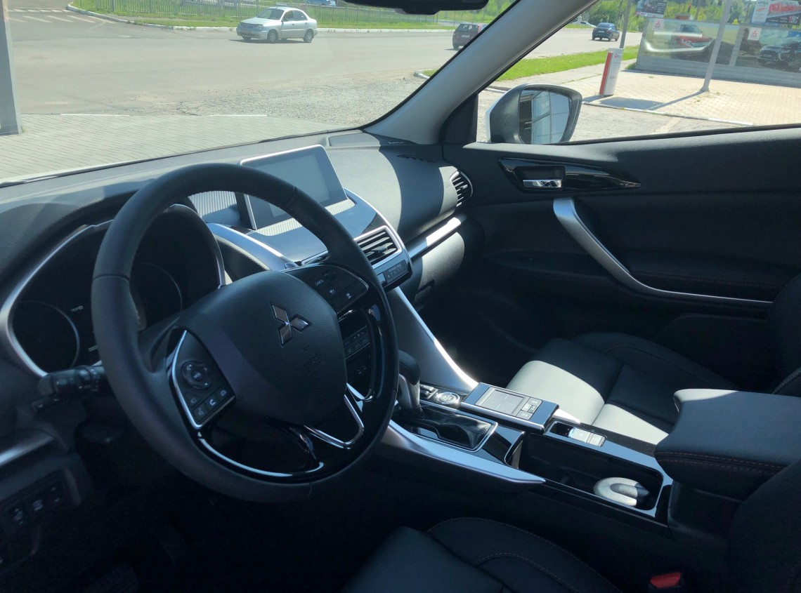 Mitsubishi Eclipse Cross 1,5  CVT Ultimate
