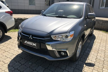 Mitsubishi ASX 1,6 MT Invite