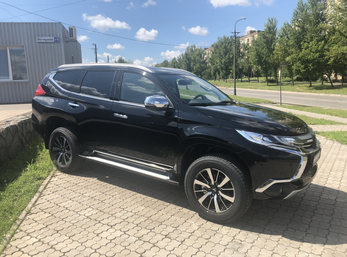 Mitsubishi Pajero Sport 2,4 TD AT Ultimate