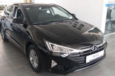 Hyundai Elantra 1.6 Style+ AT