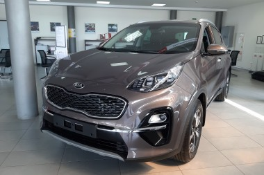 Sportage FL 2.0 A/T Business