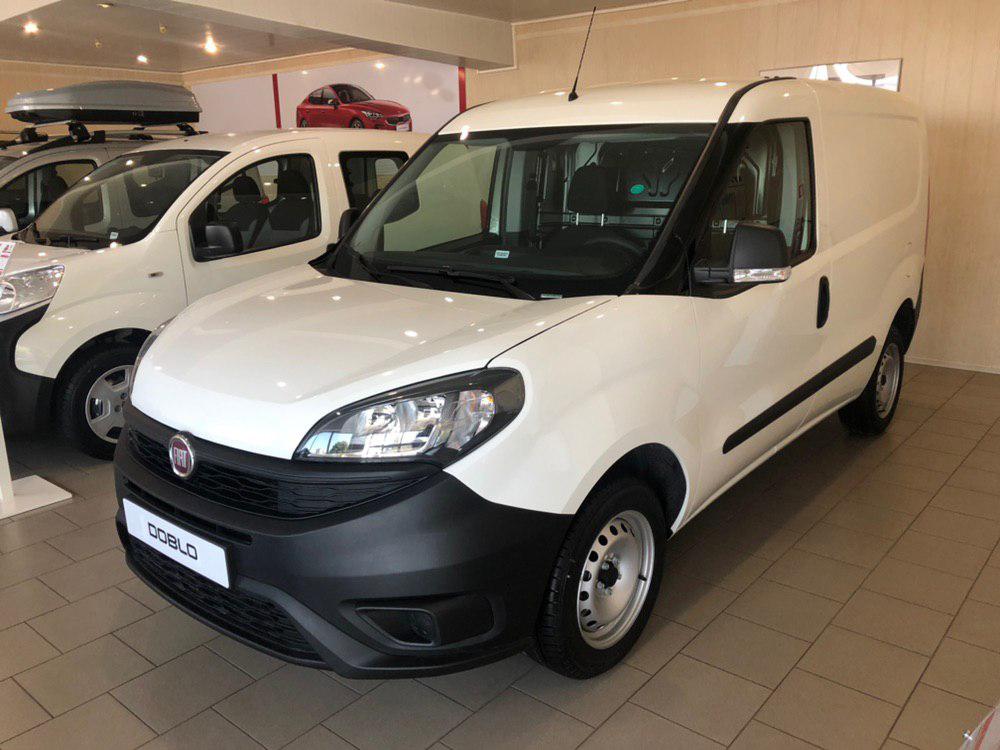 Fiat Doblo Cargo Corto