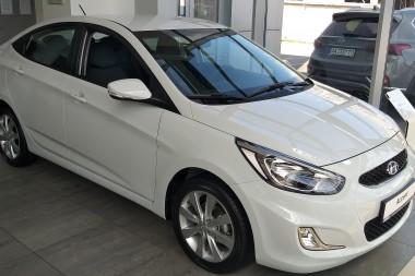 Hyundai Accent Optima CVT