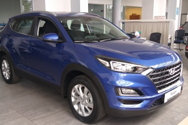 Hyundai Tucson Dynamic 6AT 2WD