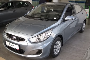 Hyundai Accent Optima MT