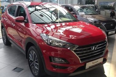 Hyundai Tucson 2.0 Elegance