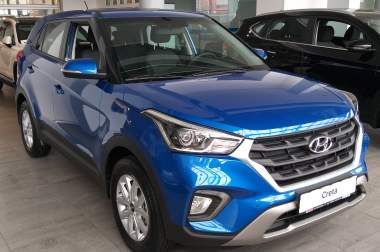 Hyundai Creta GSi Dynamic 6AT