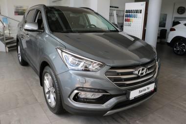 Hyundai Santa Fe 2018 Top Panorama