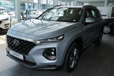 Hyundai Santa Fe Superior 8AT