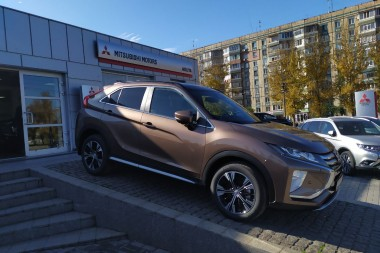 Mitsubishi Eclipse Cross 1,5  CVT Ultimate