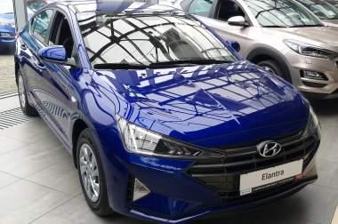 Hyundai Elantra Comfort AT