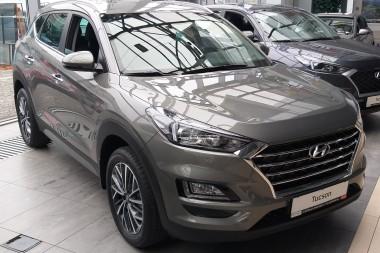 Hyundai Tucson Elegance AT