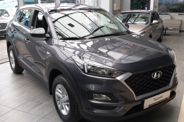 Hyundai Tucson Express AT