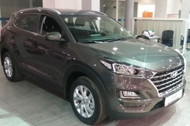 Hyundai Tucson 2.0 Dynamic AT