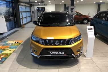 Vitara 1.4L 4WD GLX AT