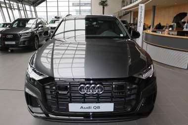 Audi Q8 50 TDI S-Line 2019