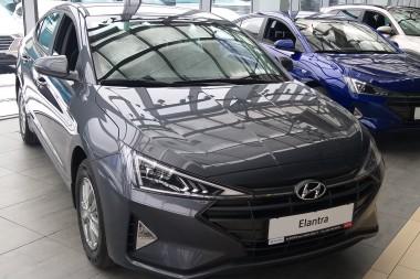Hyundai Elantra 1.6 Style AT