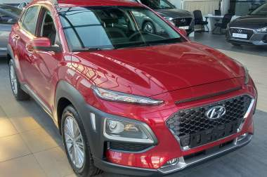 Hyundai Kona Elegance Safety 1.6 7 DCT