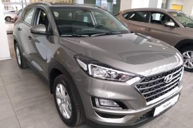 Hyundai Tucson 2.0 Dynamic AT