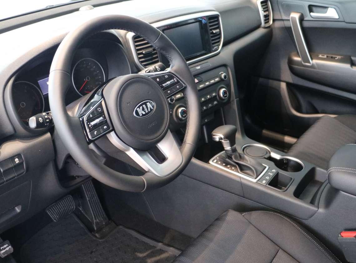 Sportage FL 1.6D DCT Comfort 4WD 2020