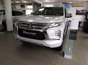 Новий Mitsubishi Pajero Sport 2.4