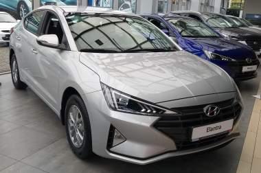 Hyundai Elantra 1.6 Style + AT
