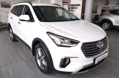 Hyundai Grand SantaFe VIP CRDi