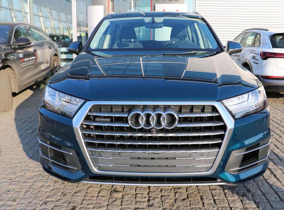 Audi Q7 50TDI 2019