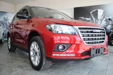 Haval H2 AT Red&Black