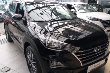 Hyundai Tucson 2,0 Elegance