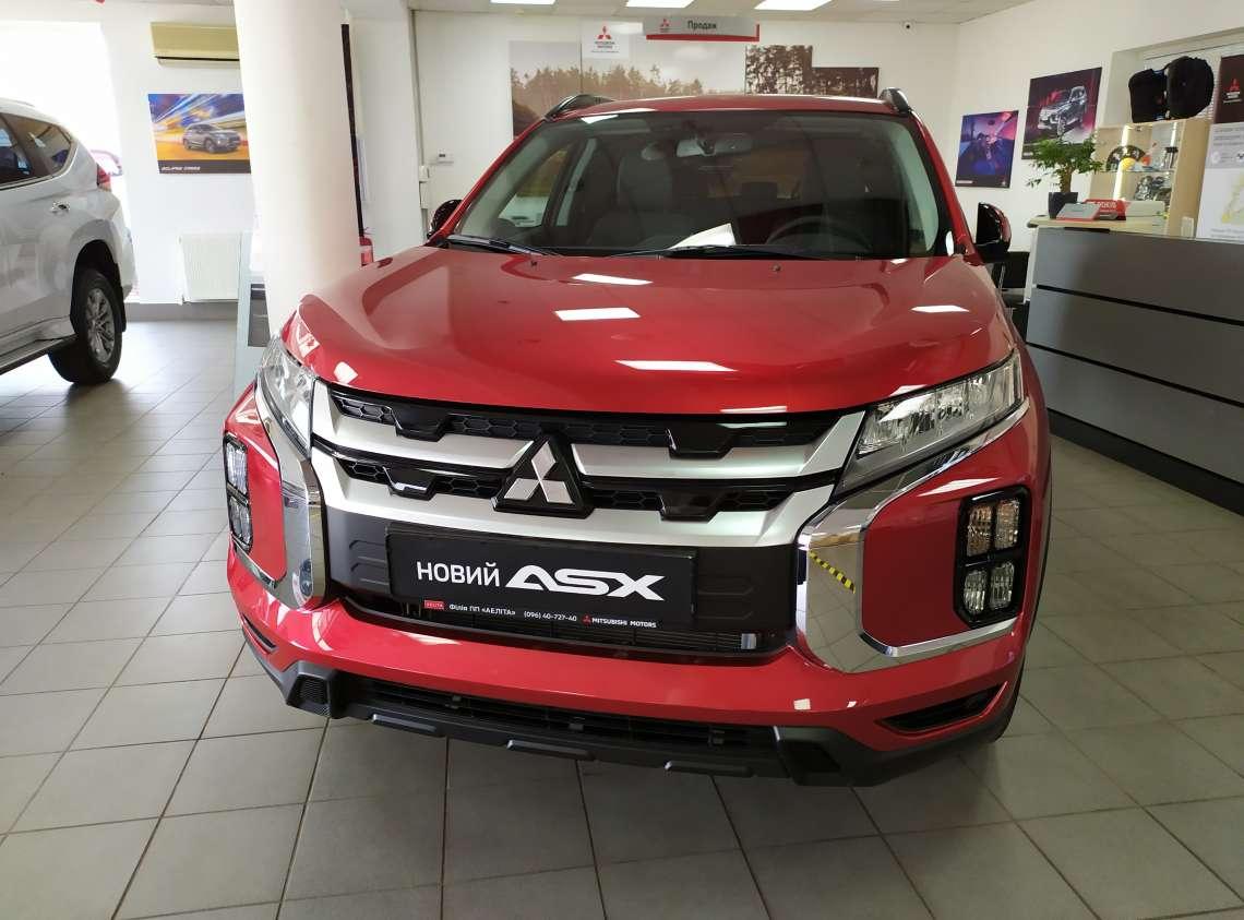 Mitsubishi ASX 2.0 CVT Instyle 2019
