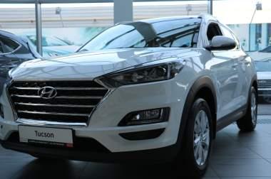 Hyundai Tucson 2.0 Dynamic 2WD MT