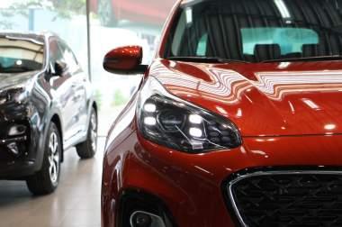 Sportage FL 2.0D A/T Luxury 4WD 2020