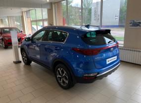 KIA Sportage / 1.6 бензин / 2WD / 6MT