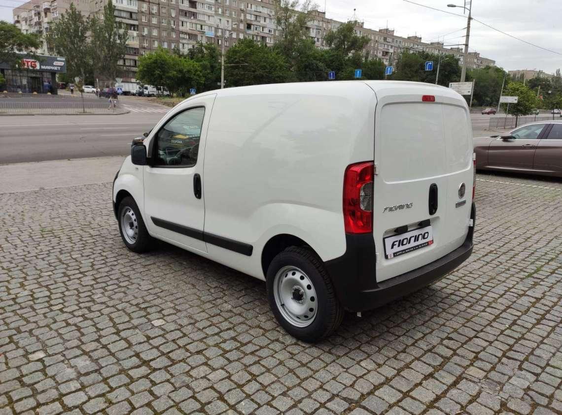 FIAT FIORINO CARGO 1.4 бензин